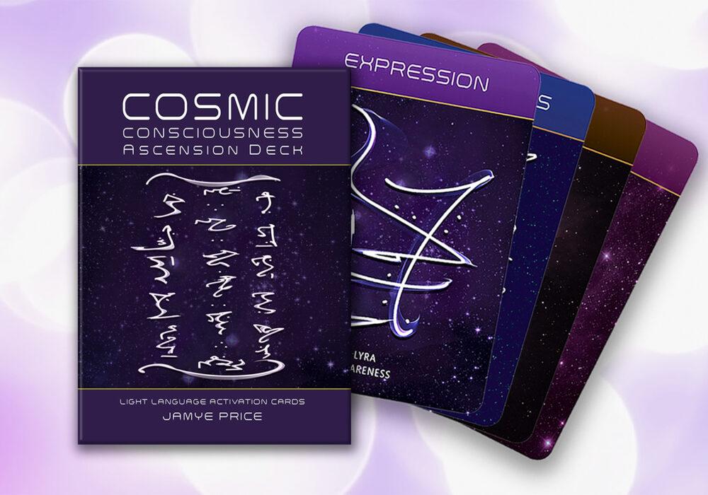 Light Language Ascension Deck by Jamye Price