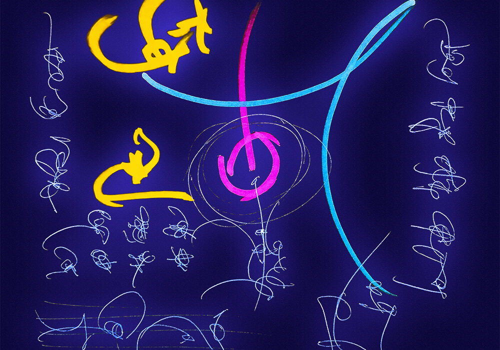 Written Light Language Transmission - Tune Out Interference
